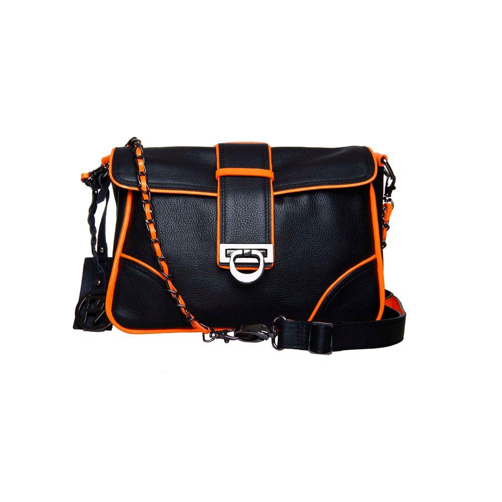 Women's Leather Crossbody Bag - PR918