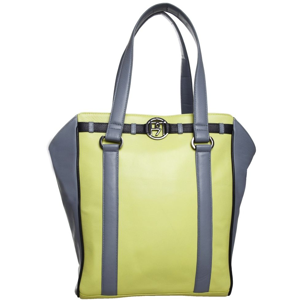 Women's Leather Tote Bag - PR922