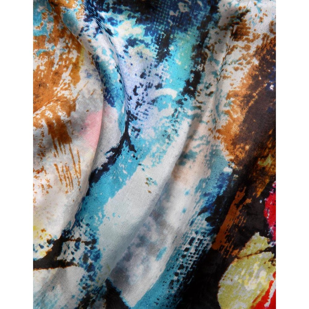 Phive Rivers Printed Scarf - PR946