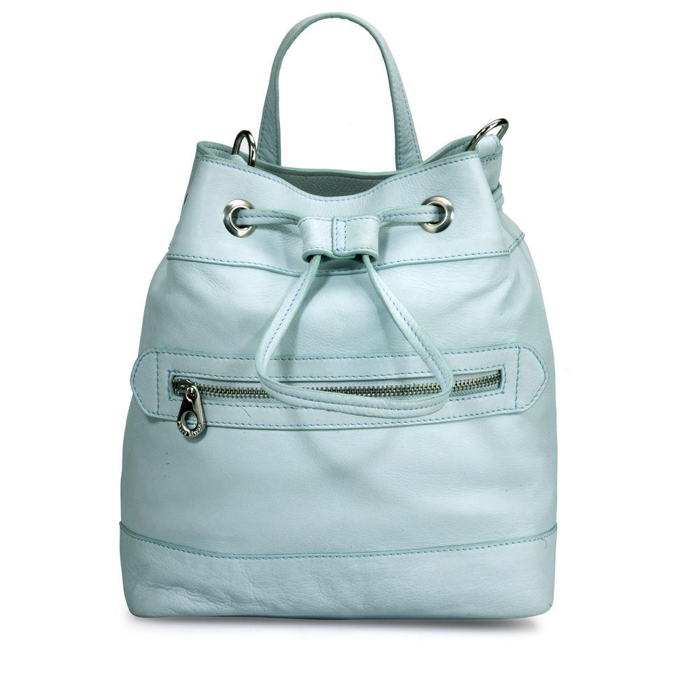 Women's Leather Crossbody Bag - PR960