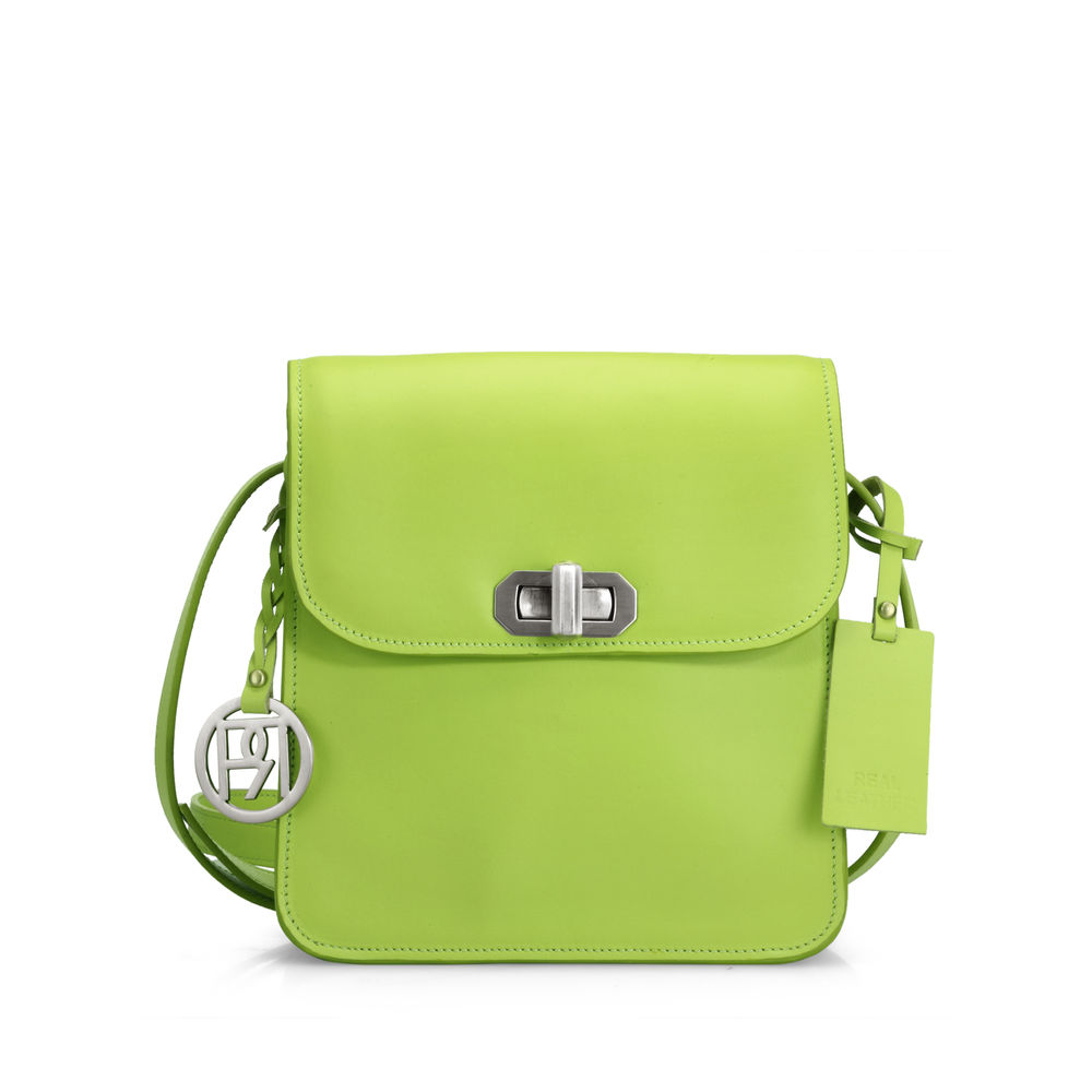 Women's Leather Crossbody Bag - PR963