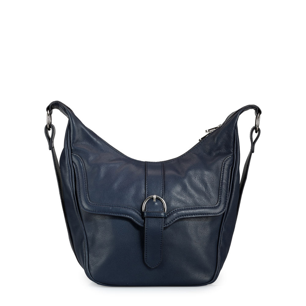 Women's Leather Crossbody Bag - PR969