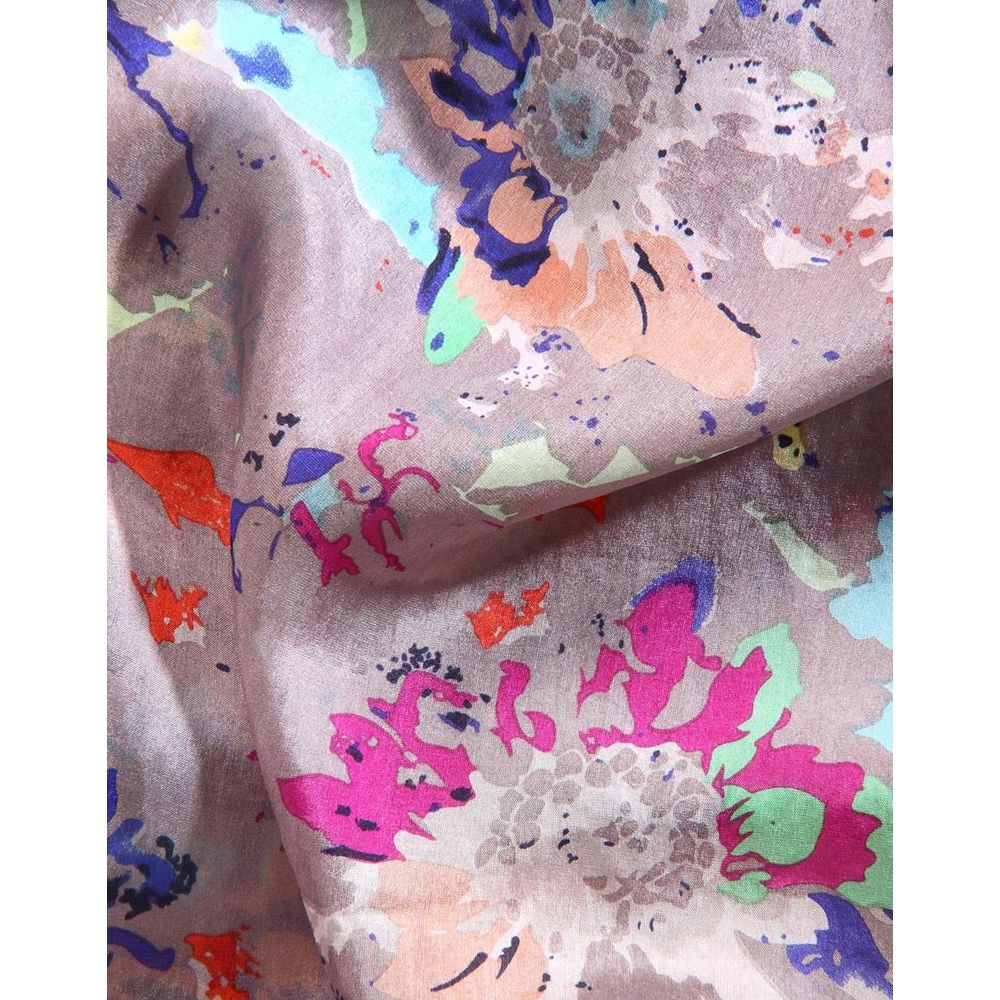 Phive Rivers Printed Scarf - PR983