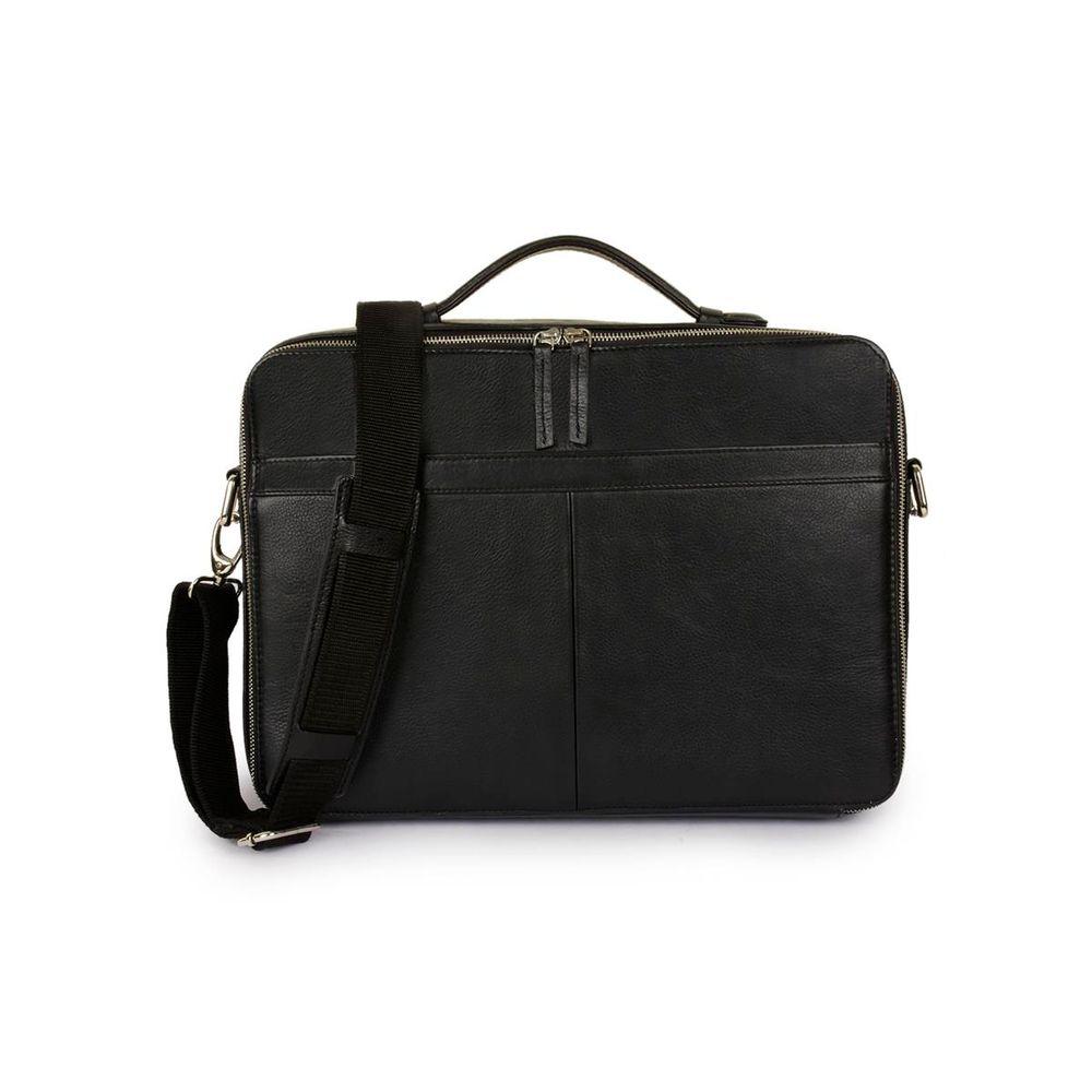 Men's Leather Messenger Bag - PRM1293