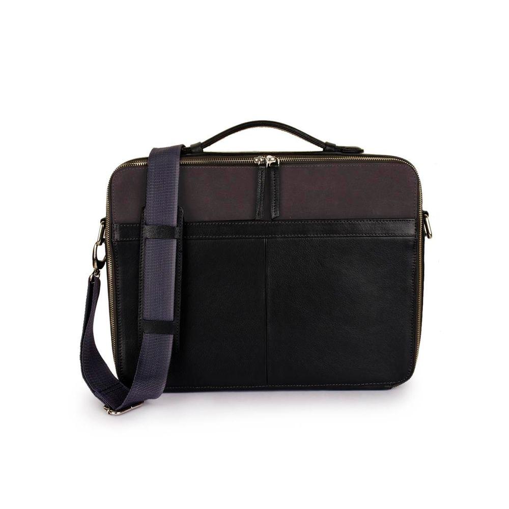 Men's Canvas Messenger Bag - PRM1294