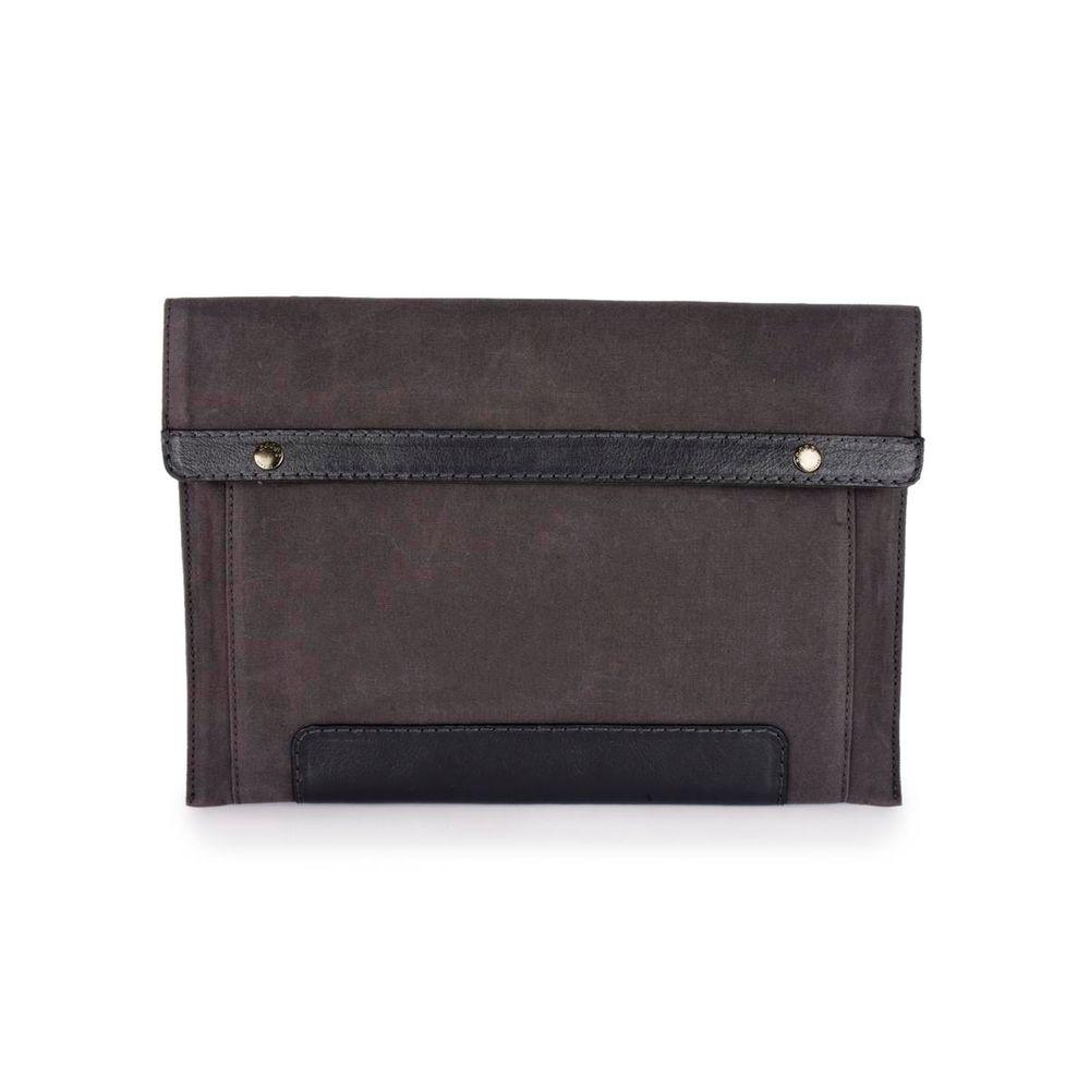 Men's Canvas Laptop Sleeve - PRM1306