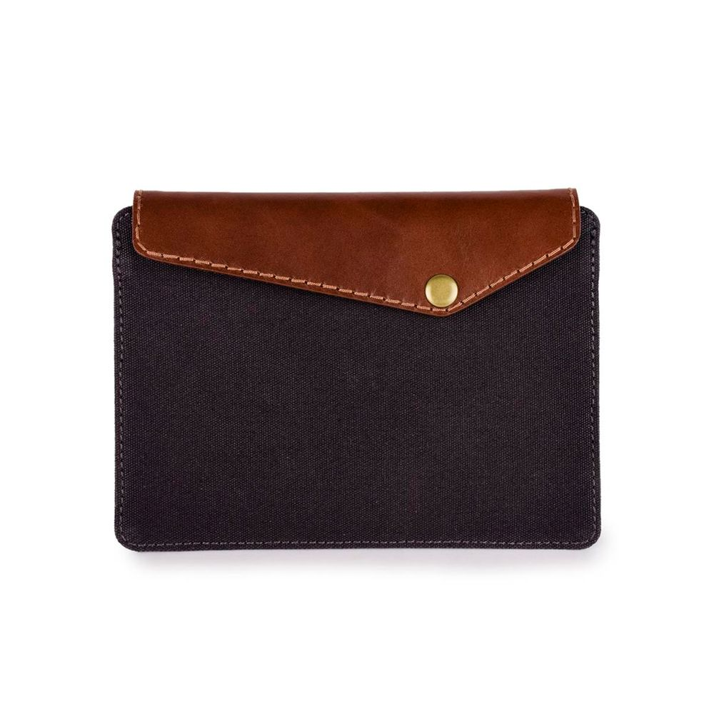 Men's Canvas Ipad Sleeve - PRM1313