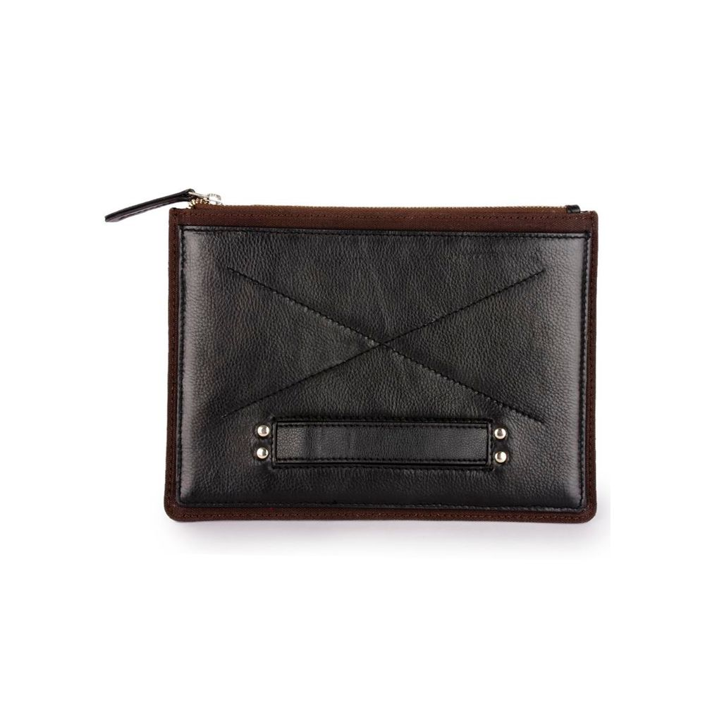 Men's Leather Ipad Sleeve - PRM1317