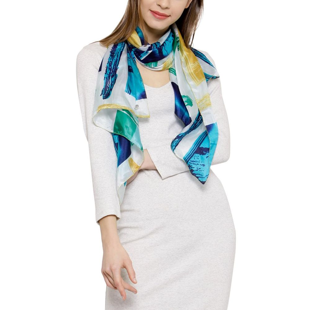 Phive Rivers Printed Scarf - PRS1242