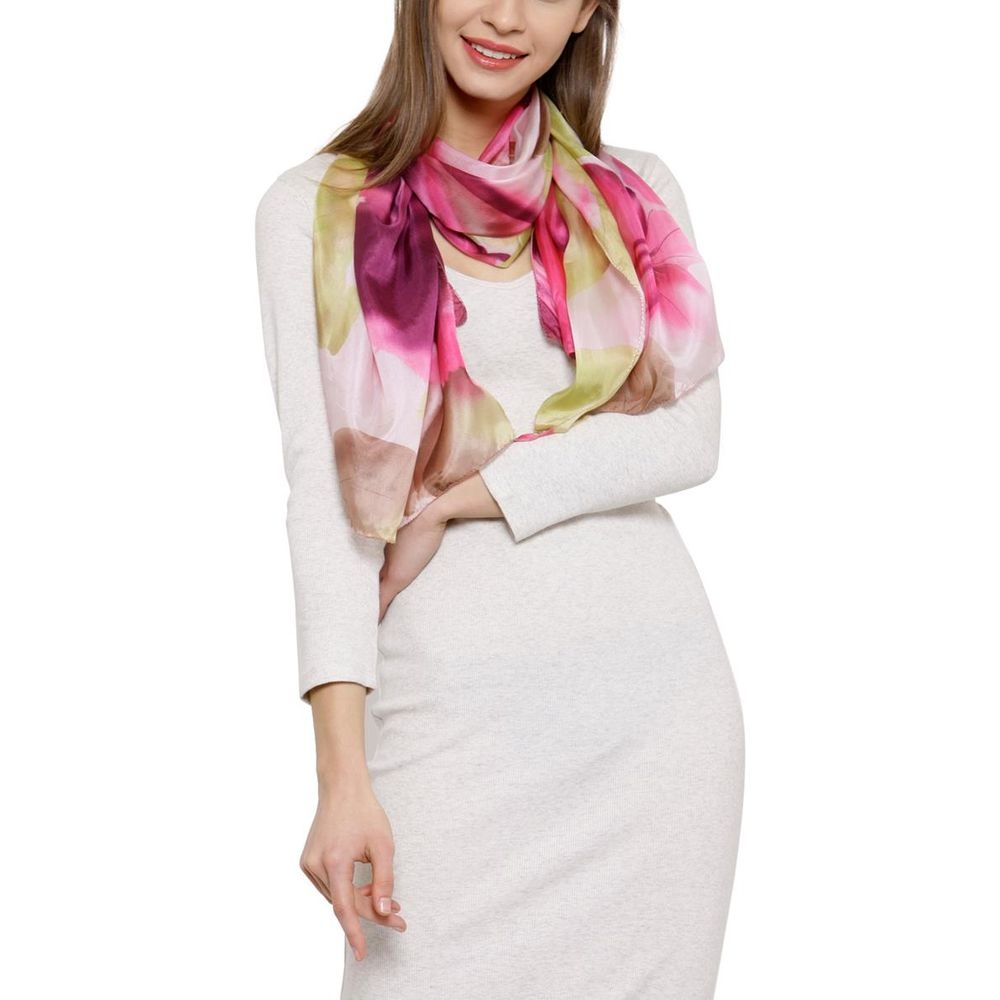 Phive Rivers Printed Scarf - PRS1245