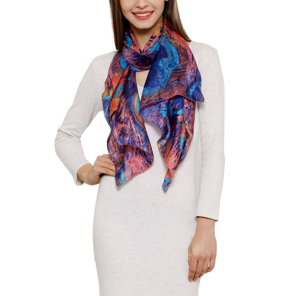 Phive Rivers Printed Scarf - PRS1248