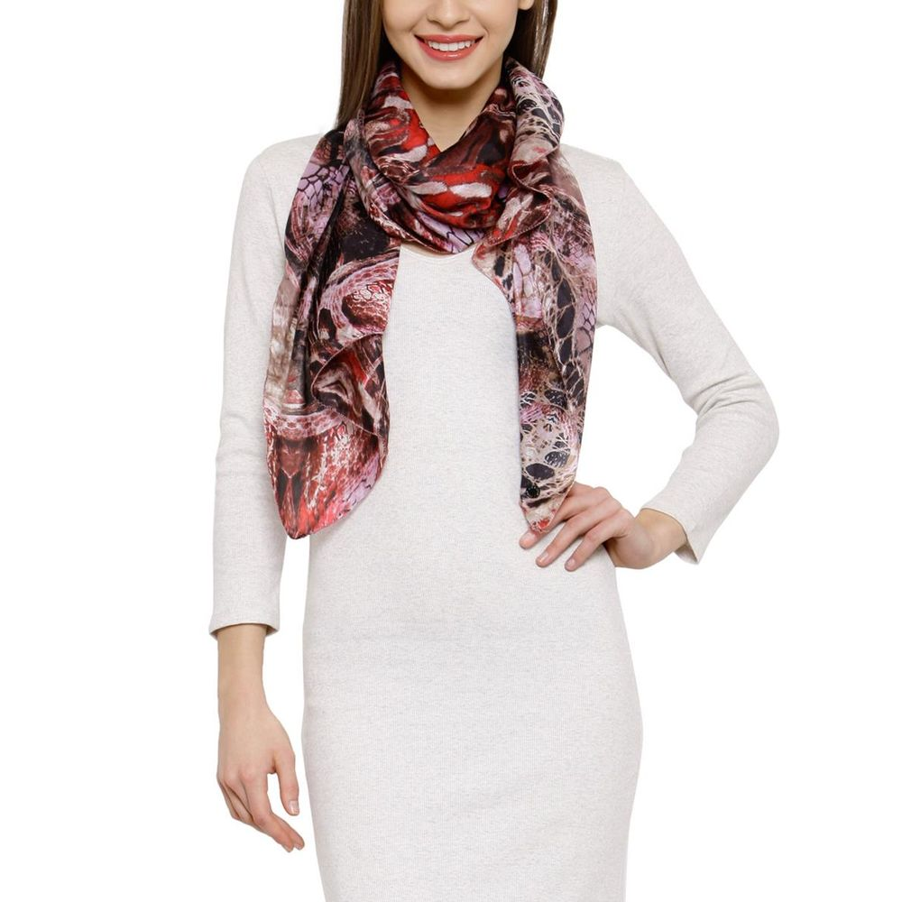 Phive Rivers Printed Scarf - PRS1251