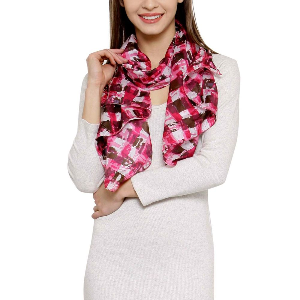 Phive Rivers Printed Scarf - PRS1253