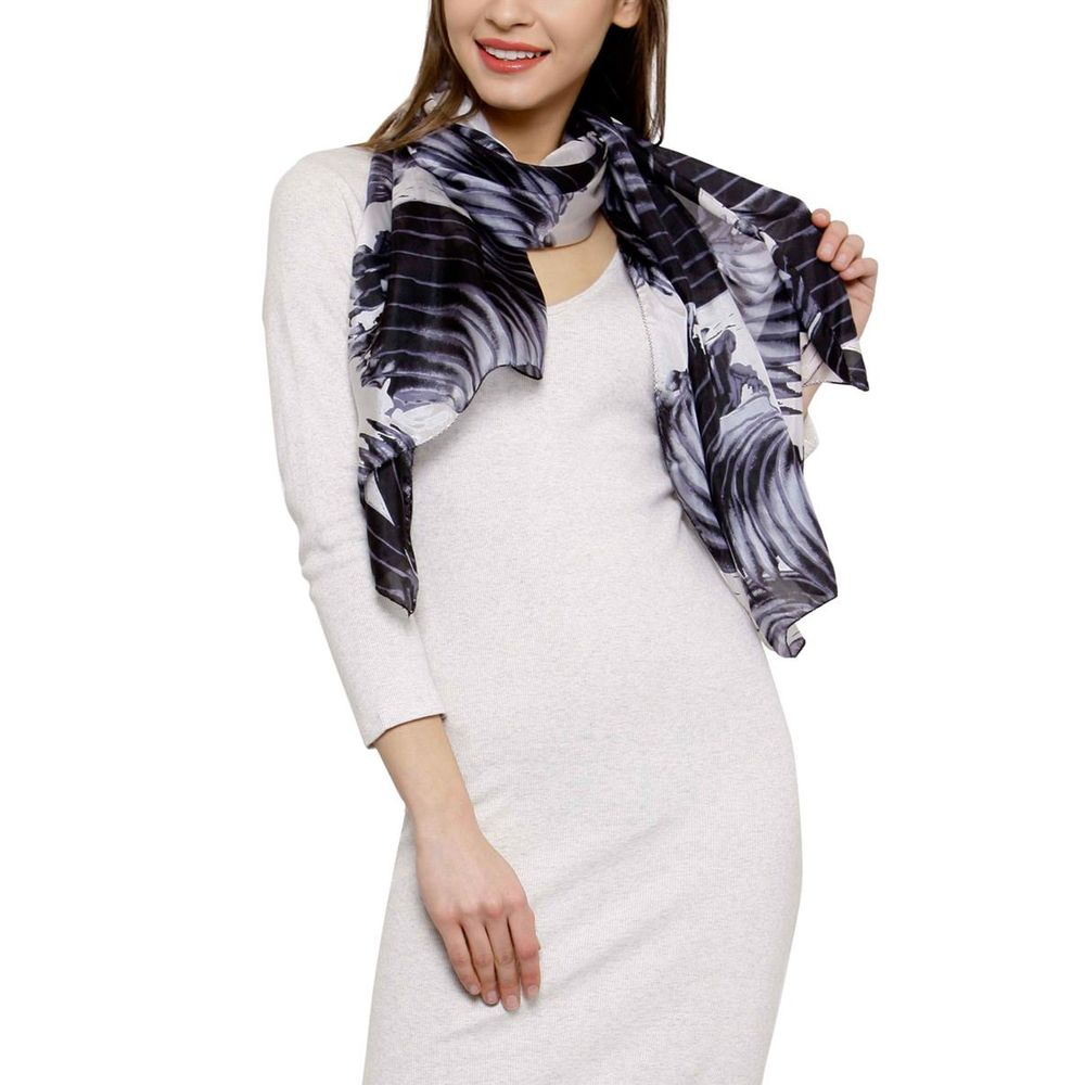 Phive Rivers Printed Scarf - PRS1256