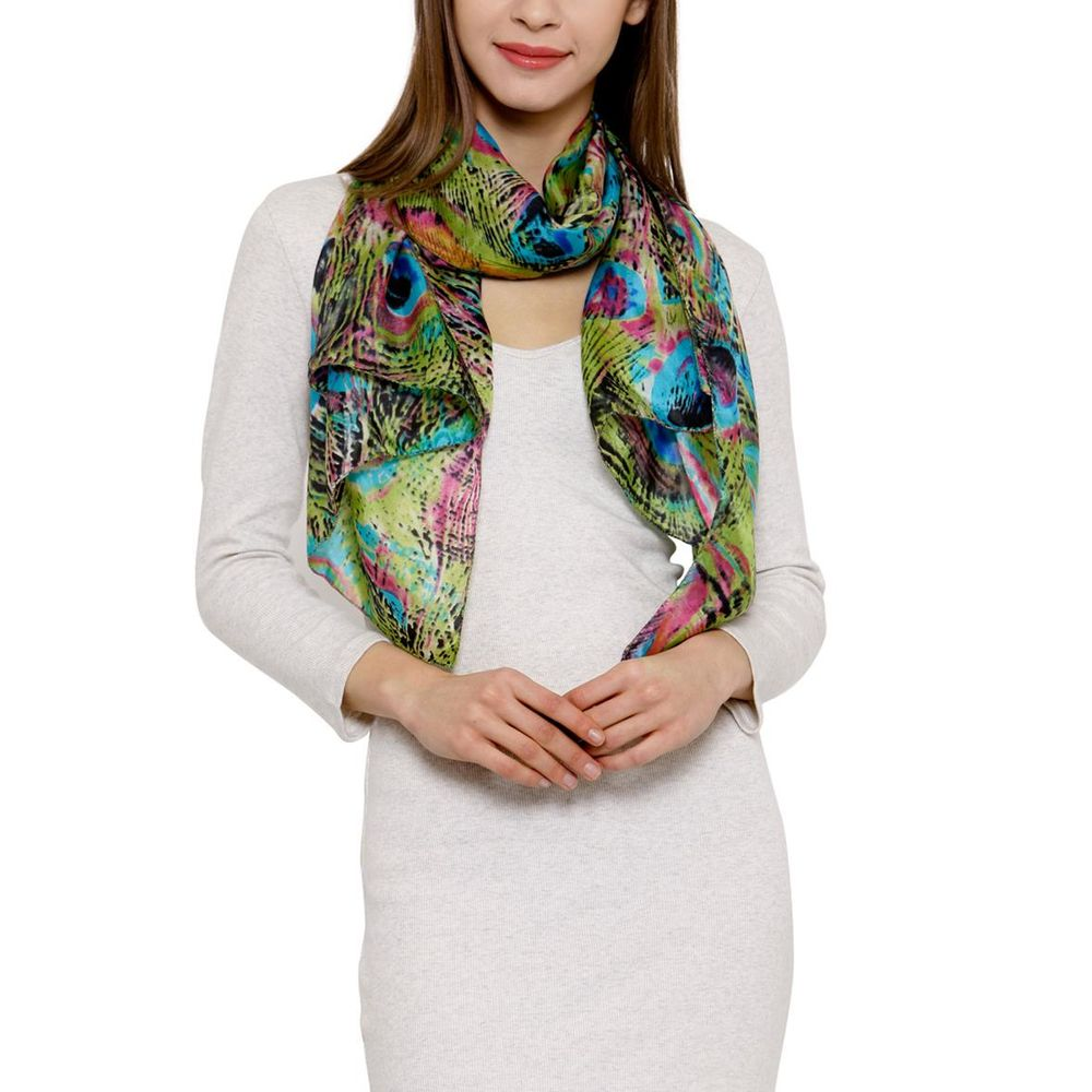 Phive Rivers Printed Scarf - PRS1257