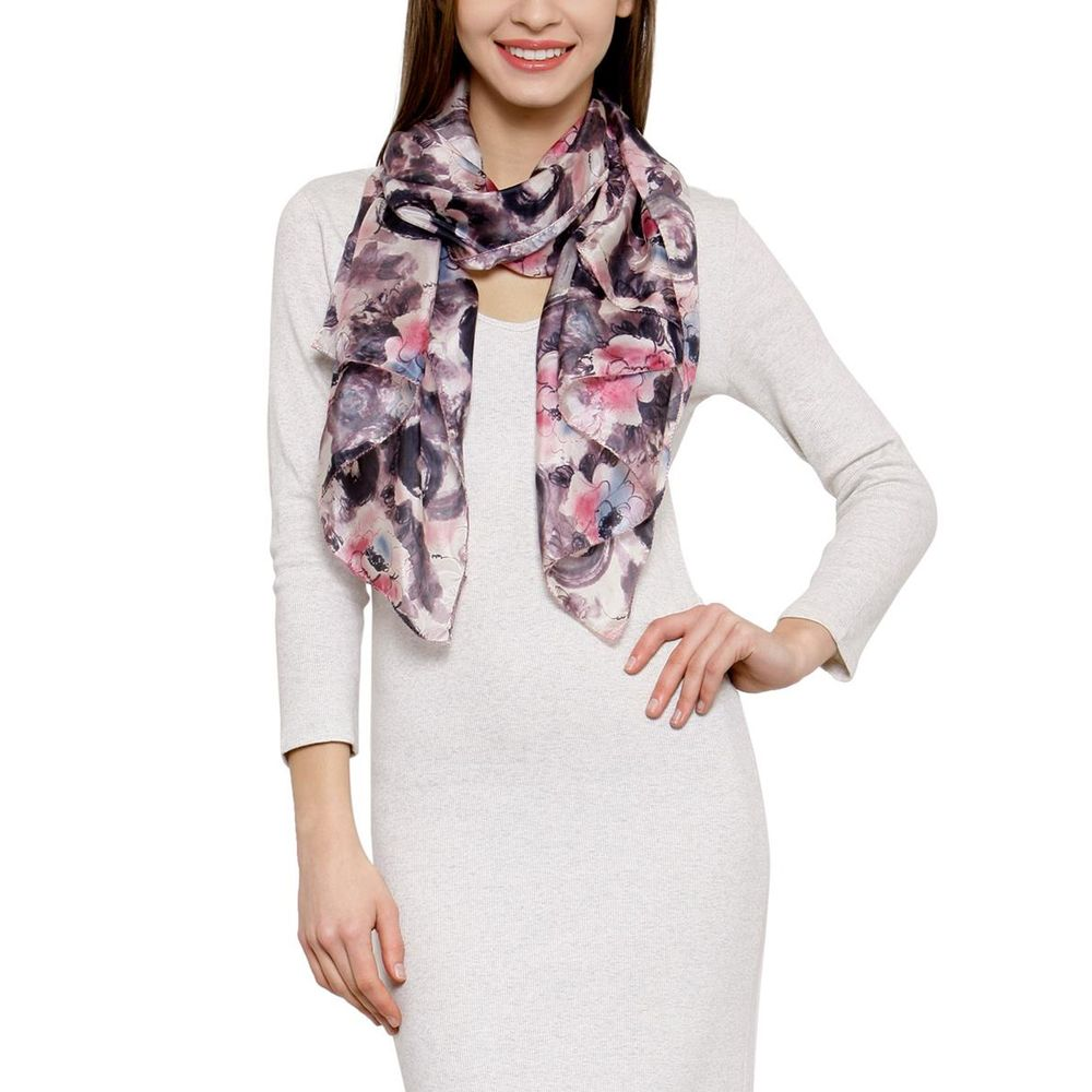 Phive Rivers Printed Scarf - PRS1258