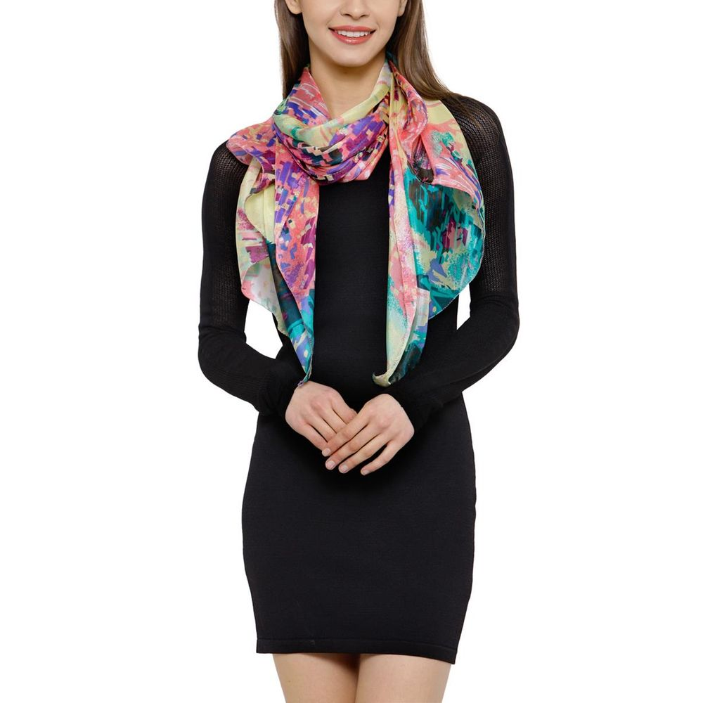 Phive Rivers Printed Scarf - PRS1261