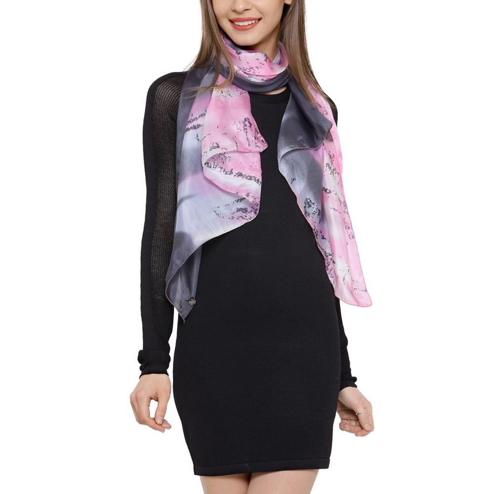 Phive Rivers Printed Scarf - PRS1262