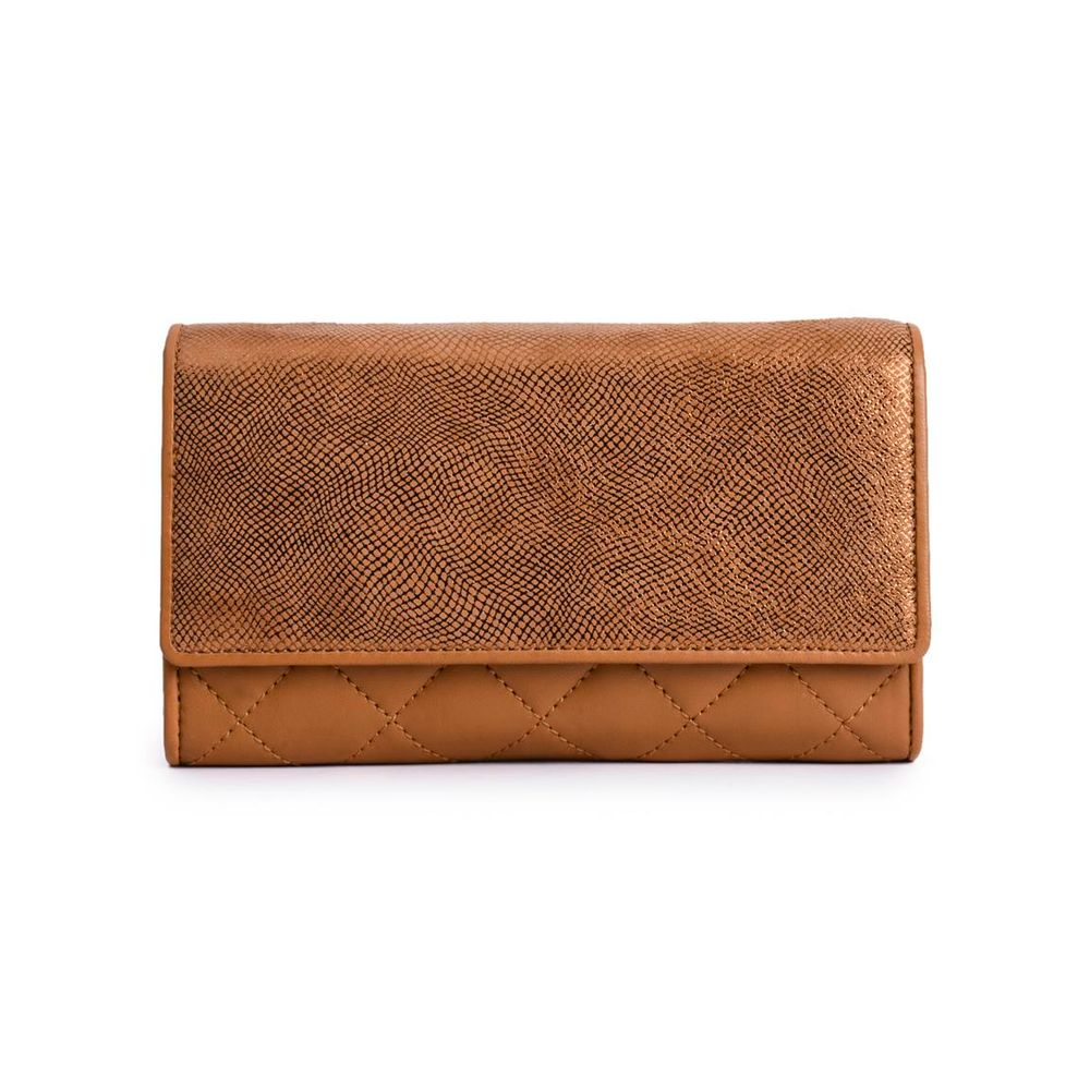 Women's Leather Wallet - PRU1369