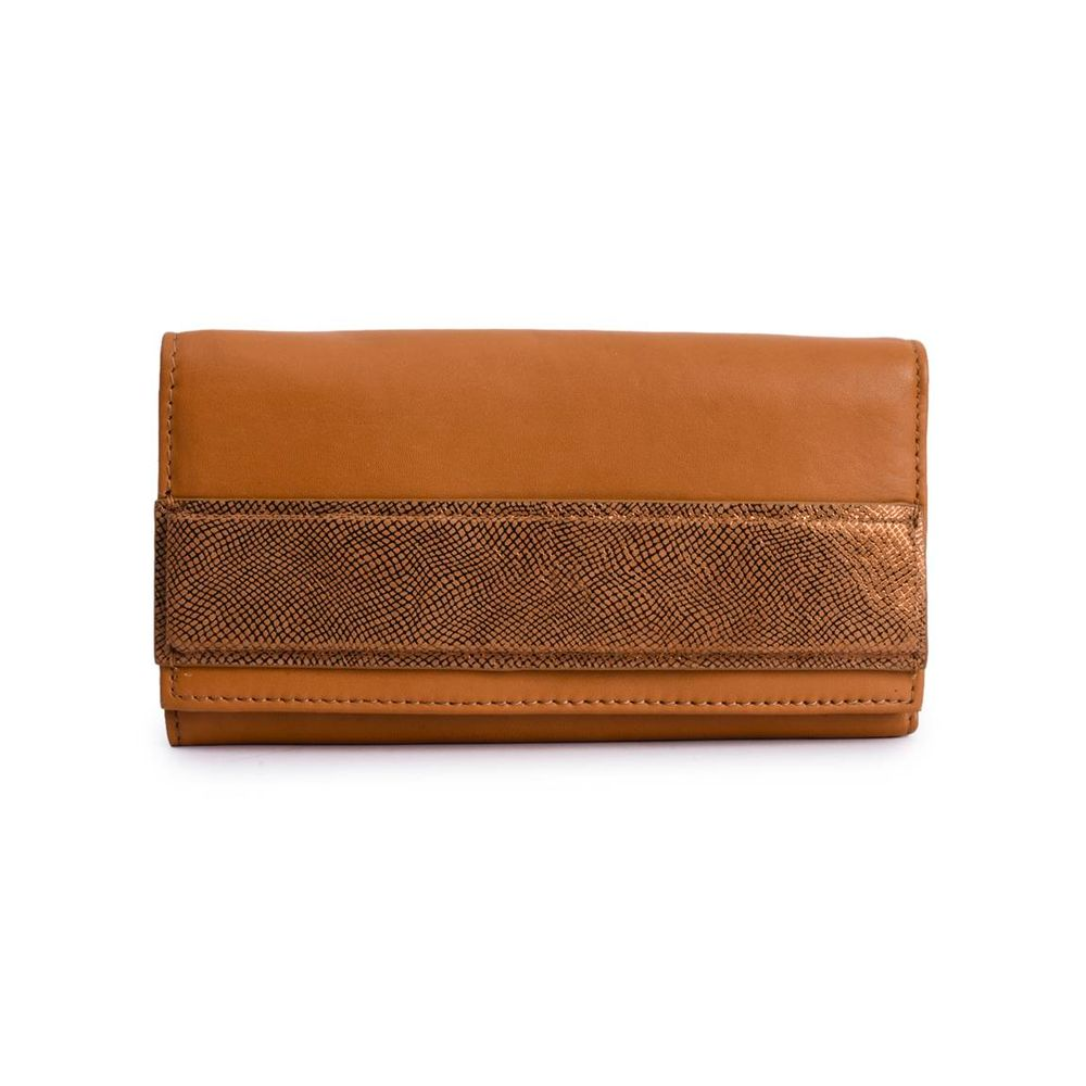 Women's Leather Wallet - PRU1371