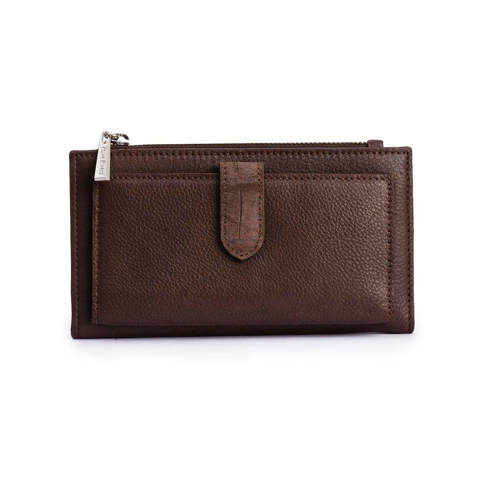 Women's Leather Wallet - PRU1373