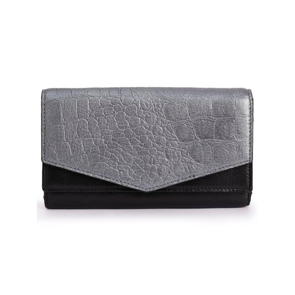 Women's Leather Wallet - PRU1378