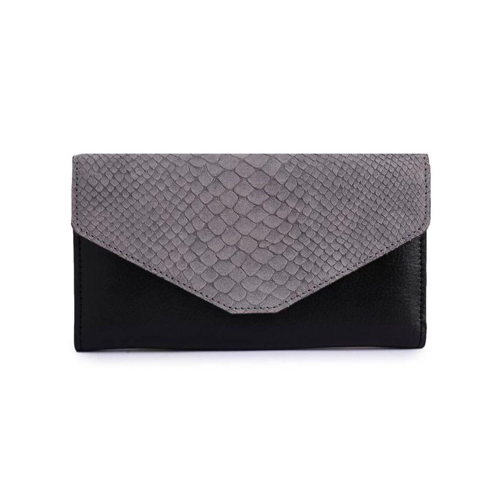 Women's Leather Wallet - PRU1380