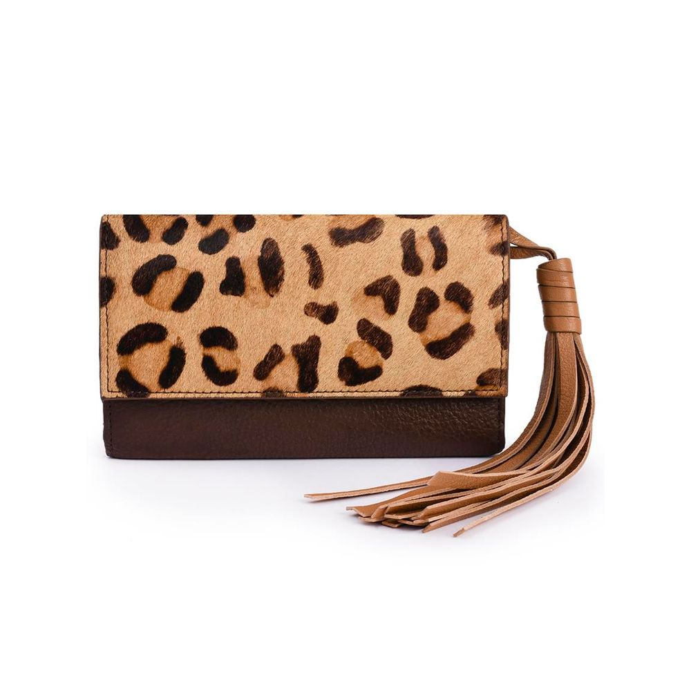Women's Leather Wallet - PRU1382