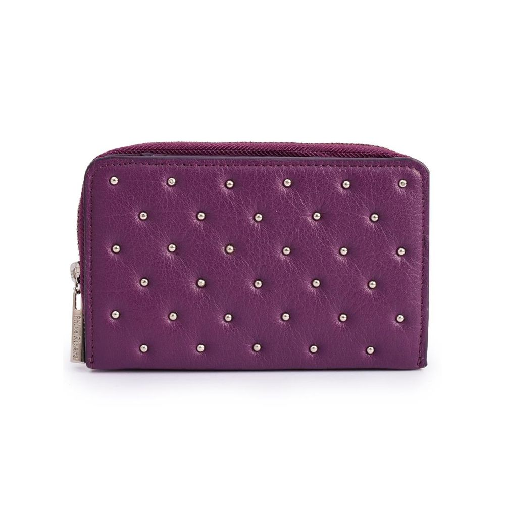 Women's Leather Wallet - PRU1394