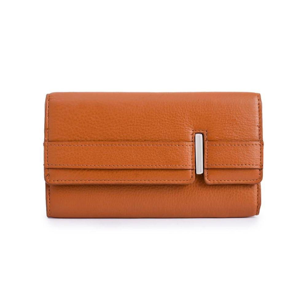 Women's Leather Wallet - PRU1399