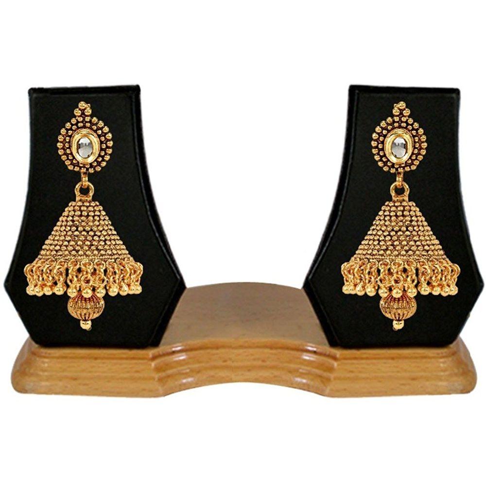 youbella traditional gold plated jewellery kundan fancy