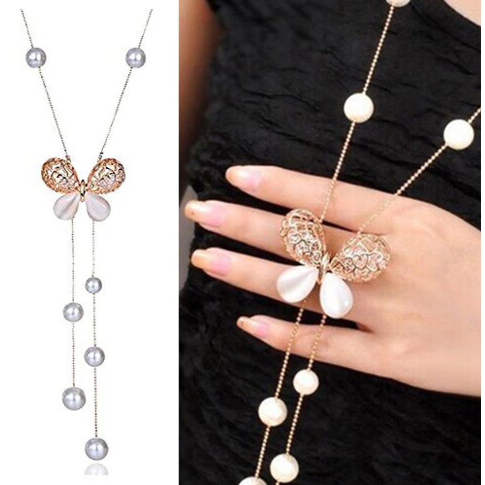 Stylish pendants for girls with long chain pendent party western zoom aloadofball Image collections