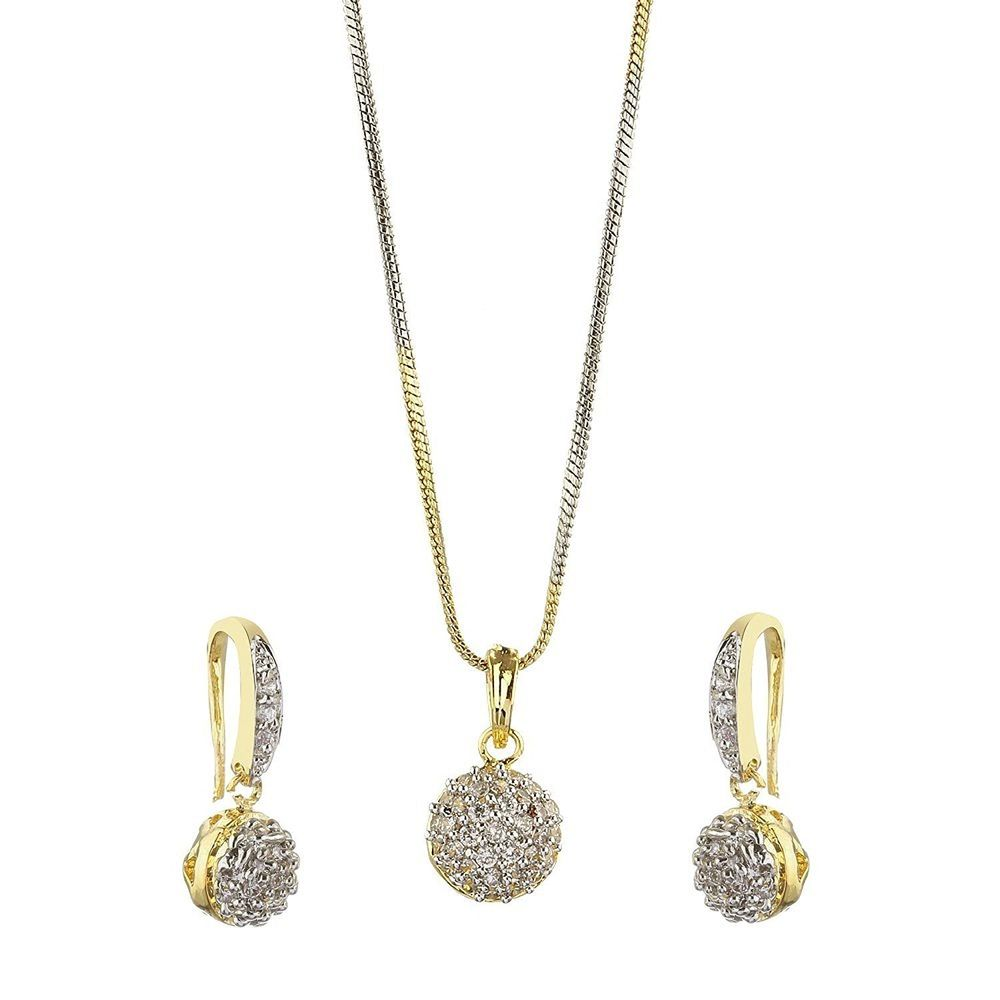 set zoom long earrings online gold and necklace color gram