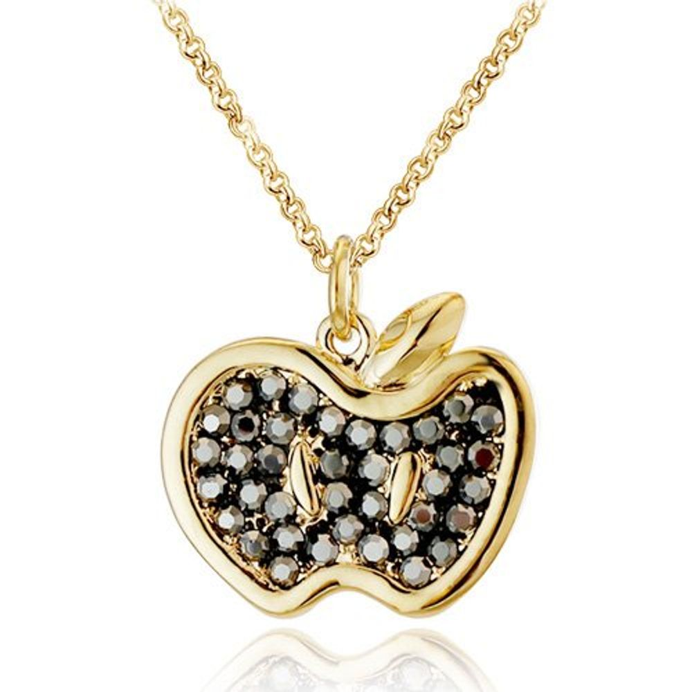 Buy designer apple shape pendant for women online youbella zoom aloadofball Gallery