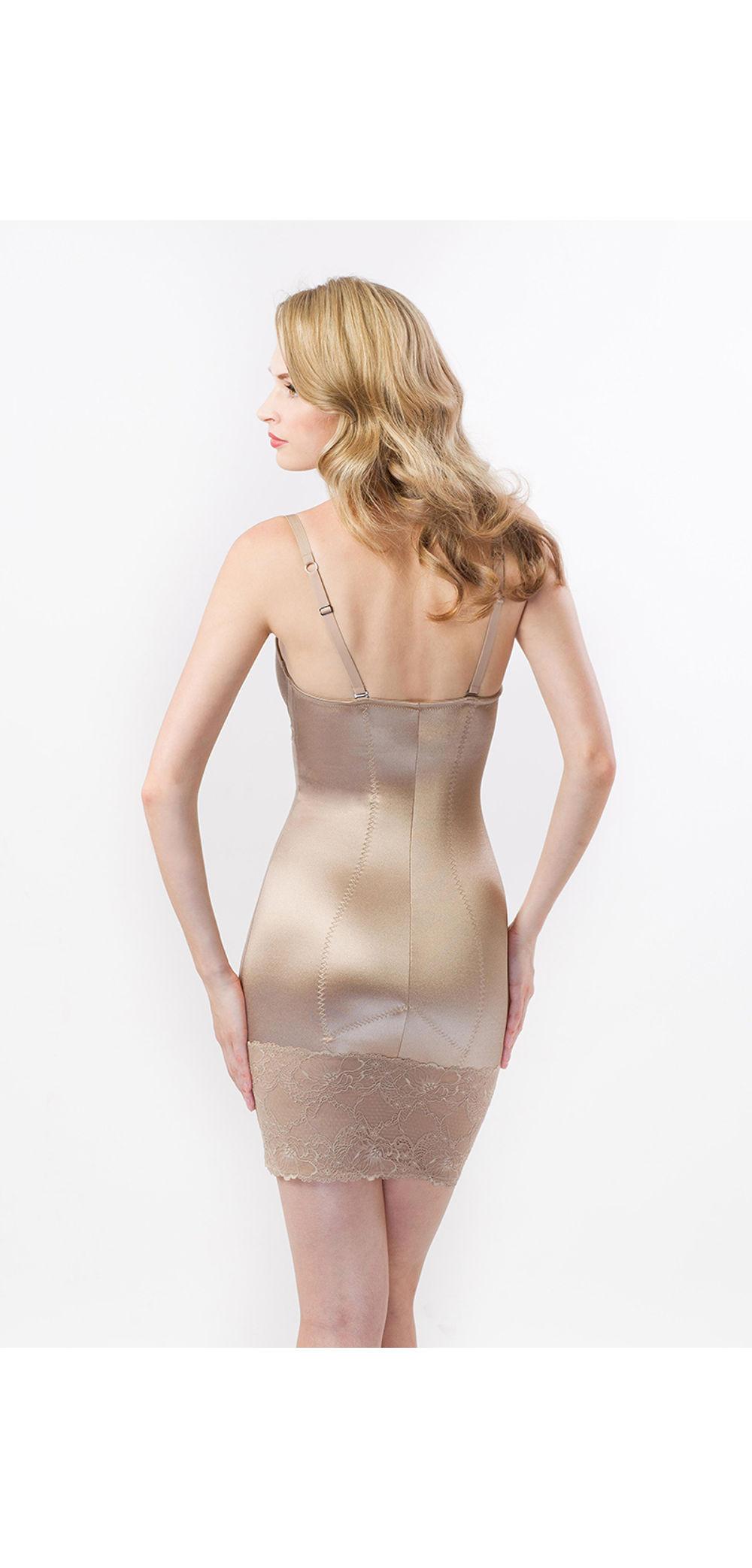 9140b7194c9d7 Scandale Champagne Gold Dress Shapewear