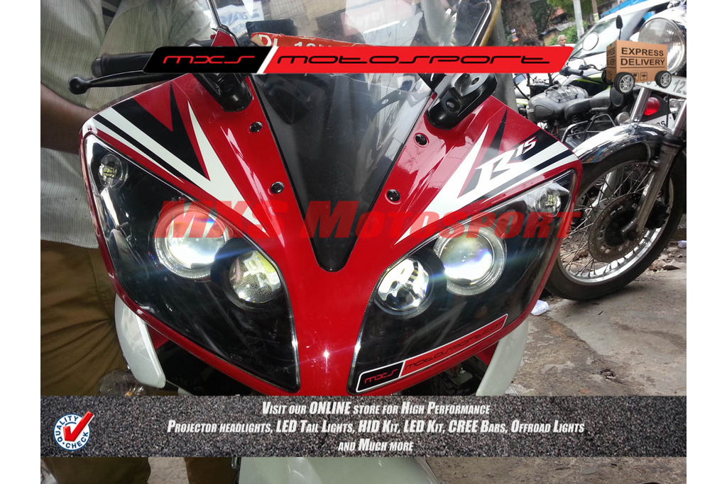 R15 V2 Modified With Projector Lights MXSHL188 Projec...