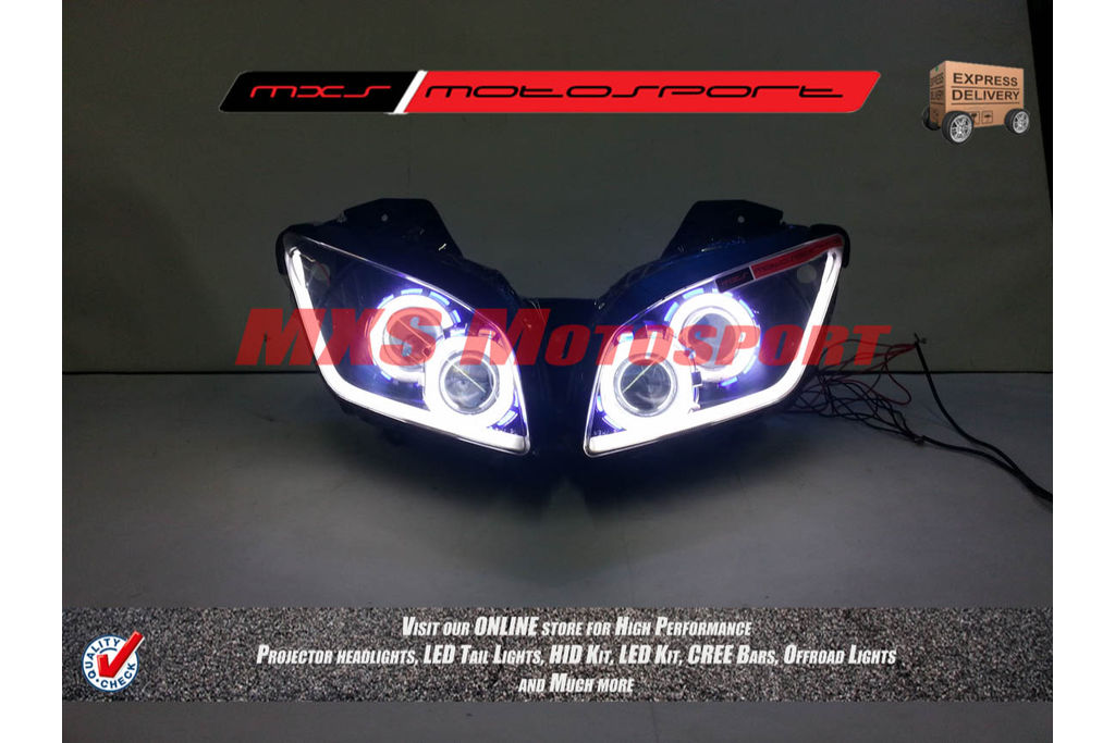 R15 V2 Modified With Projector Lights MXSHL194 Projec...