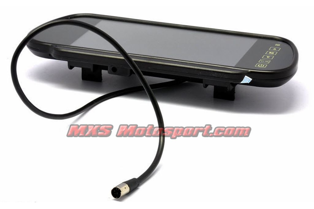 how to connect reverse camera to tablet