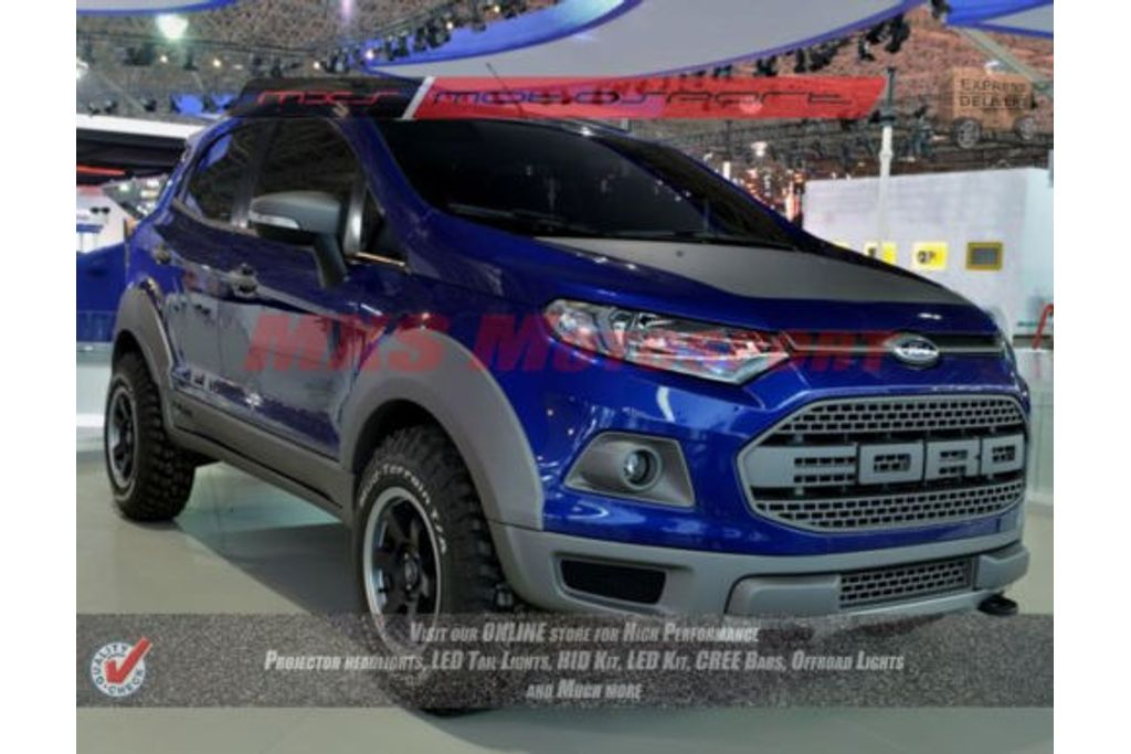 mxs1932 raptor style front grill ford ecosport. Black Bedroom Furniture Sets. Home Design Ideas