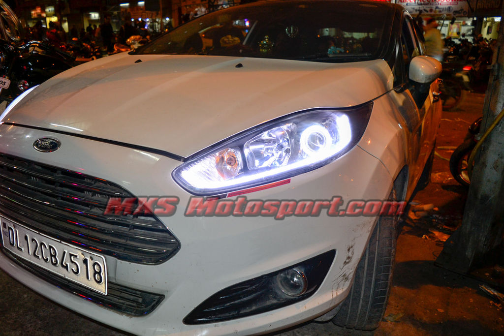 MXSHL417 Projector Headlights Ford Fiesta