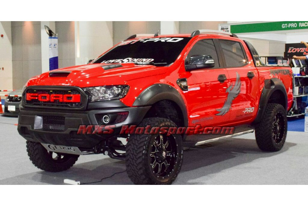 MXS2500 Raptor Style Front Led Grill Ford Endeavour Everest 2016 2017