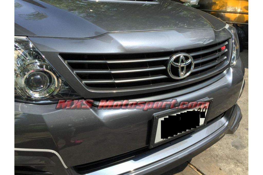Front Grill Trd Style For Toyota Fortuner Suv