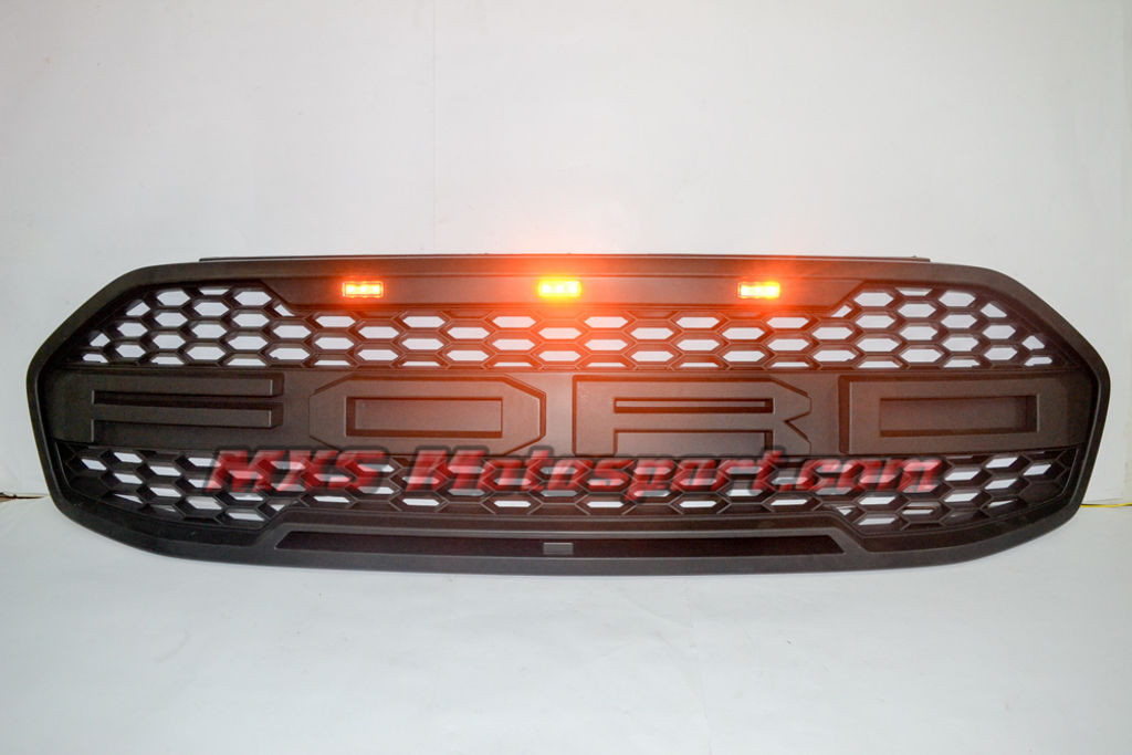 MXS2548 Raptor Style Front Led Grill Ford Endeavour ...