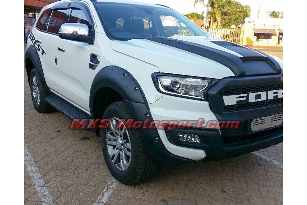 MXS2605 Ford Endeavour Everest Fender Flare 2016-2017