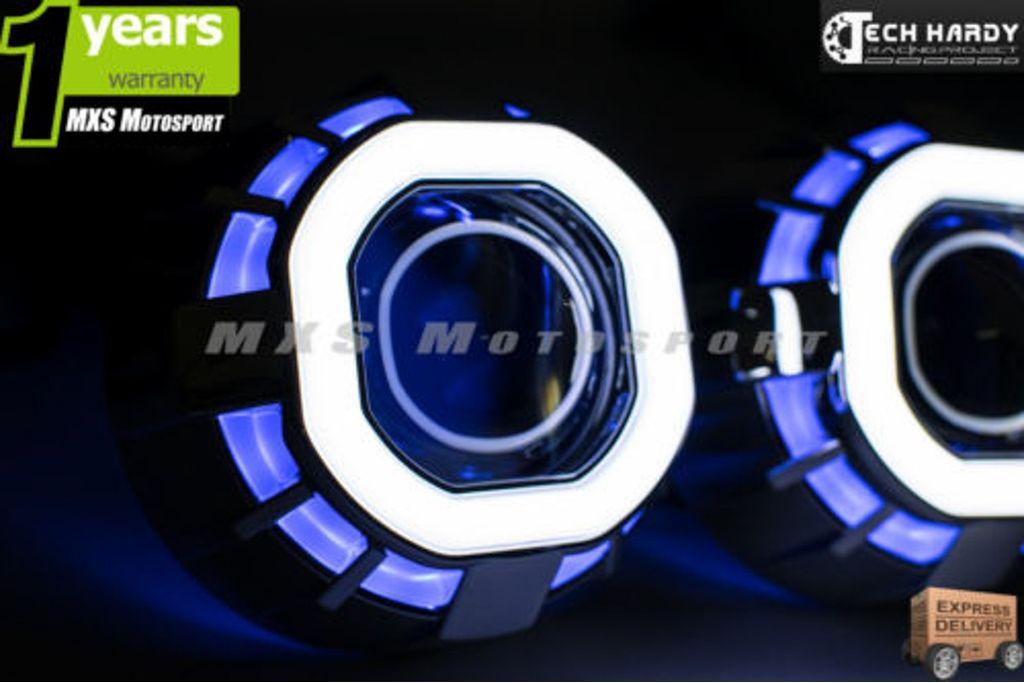 Ford ikon headlight hid bi xenon robotic eye projector mxs849 ford ikon headlight hid bi xenon robotic eye projector sciox Images