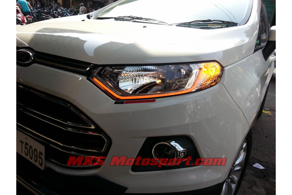 how to turn on ford headlights