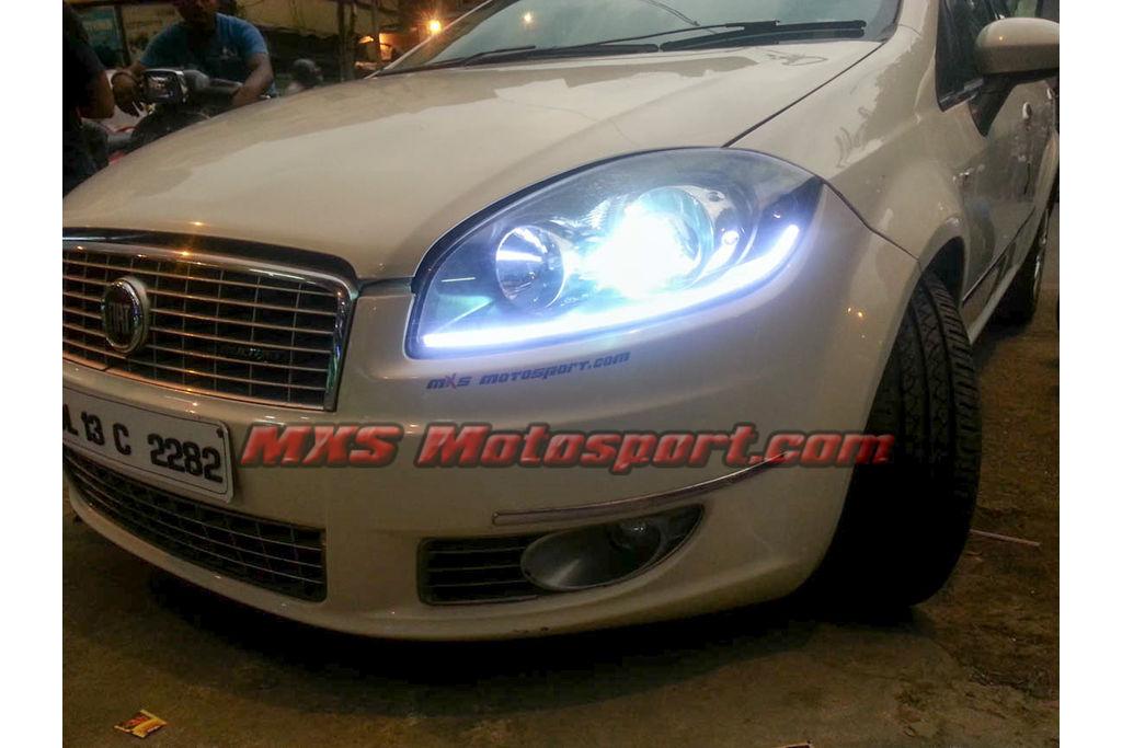 Mxshl470 Projector Headlights Fiat Linea