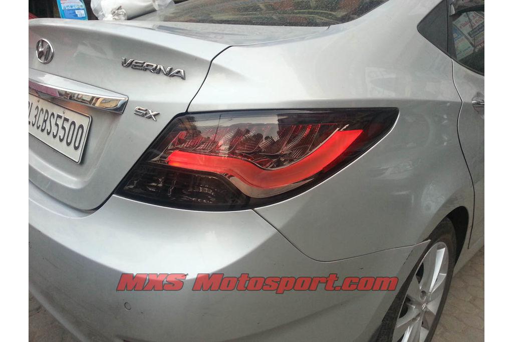 Hyundai Verna Led Tail Lights