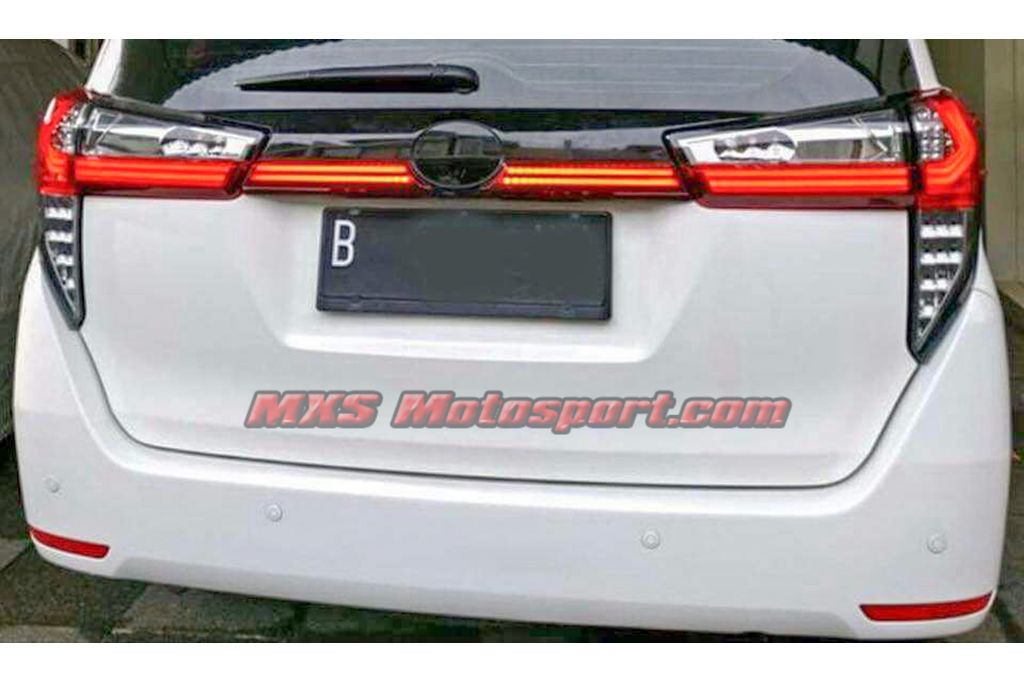 Mxstl96 Twin Bar Led Tail Lights Toyota Innova Crysta