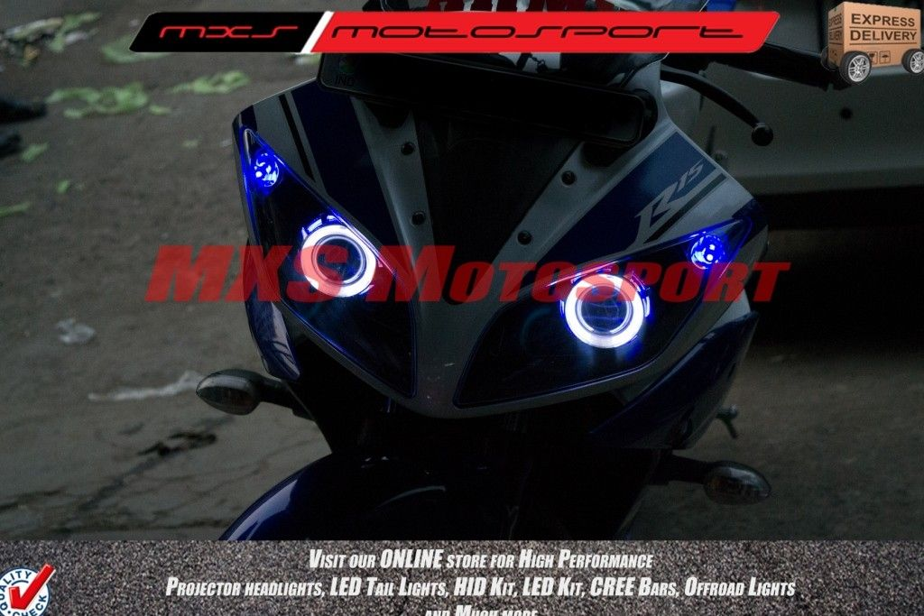 R15 V2 Modified With Projector Lights Mxshl135 Robtici Eye P...